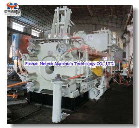 Aluminum Extrusion Press