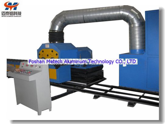 Aluminum Polishing Machine