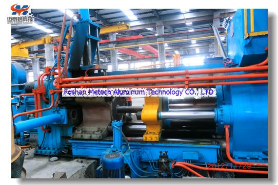 1450T Aluminium Extrusion Press