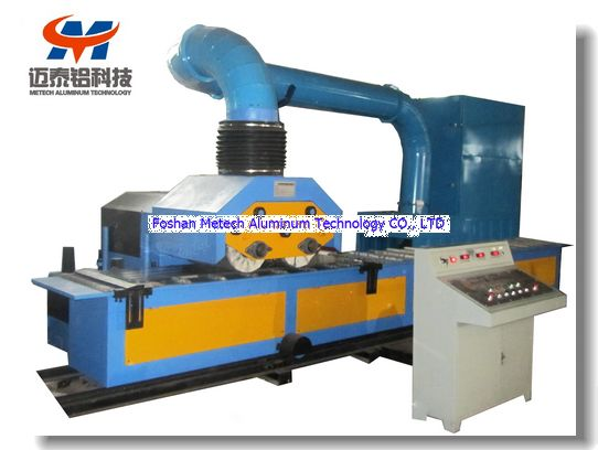 Aluminum Profile Polishing Machine