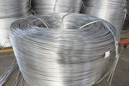Product of Rod CCR line: Aluminum or alloy Rod