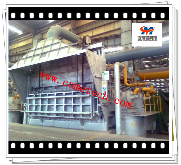 Regenerative Aluminum Smelting and refining Furnace