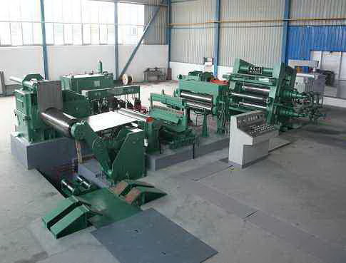 Casting & Rolling Machine