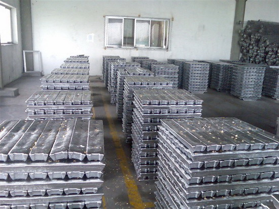 Raw Materials: Aluminum Ingot