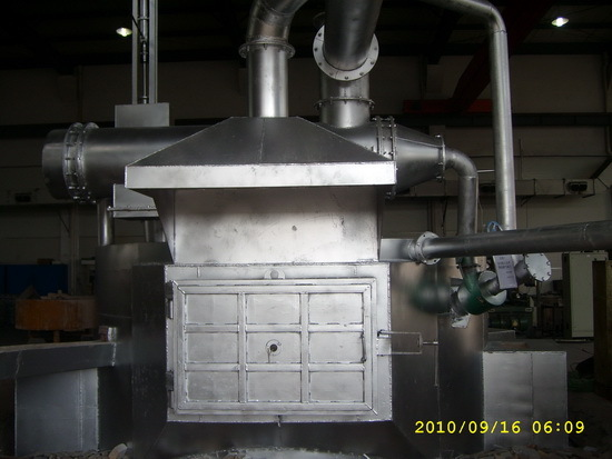 Aluminum Melting and Retaining Furnace