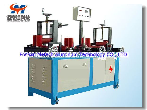 Aluminium Profile Film Sticking Machine