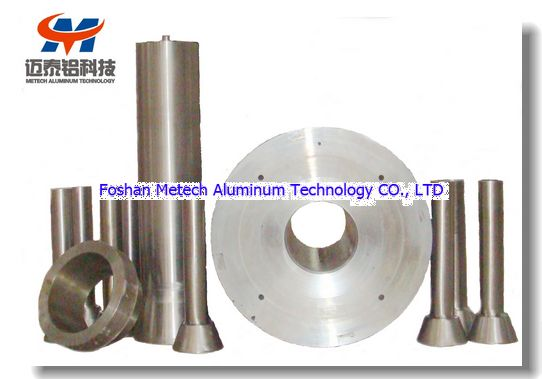 Aluminum extrusion stem